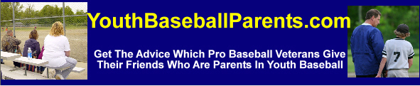 Image of youth baseball parents